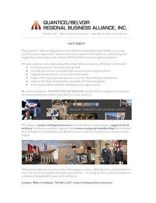 QBRB Alliance Fact Sheet 2017
